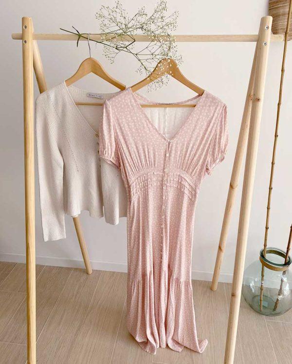 foto para ver como es un vestido a la venta
